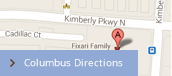 Directions to our Columbus office